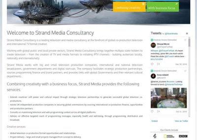 strand media consultancy