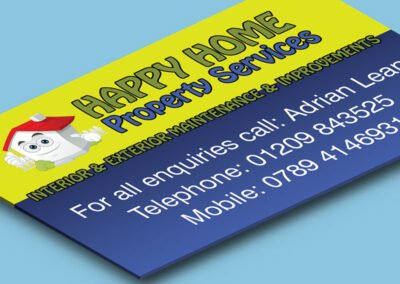 happy home property services